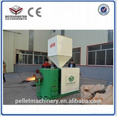 energy saving biomass pellet burner for