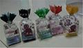 深圳東莞 PP PVC PET 塑料透明彩色包裝方膠盒 3