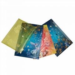 塑料PP文件袋 档案袋 资料袋 学习用品收纳袋