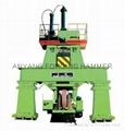 hydraulic free forging  hammer ( double