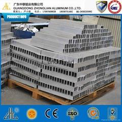 廠家供應天花吊頂裝飾木紋鋁合金方管
