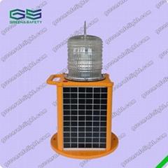 LED Solar Marine Lanterns Flash mode or Steady-burning mode