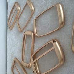 五金電鍍珍珠金加工
