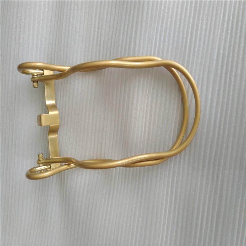 鑫鸿得表面处理电镀珍珠金加工 2