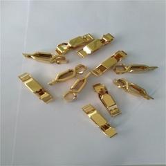 锌合金表面处理电镀金加工