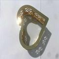 珠宝盒镀金加工