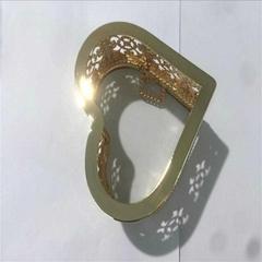 珠寶盒鍍金加工