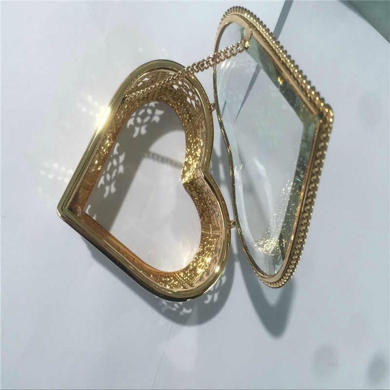 珠宝盒镀金加工 2
