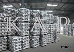 Primary Aluminium P1020