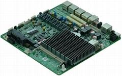 Intel J1900 MITX Fanless Firewall Motherboard for Network Security Application