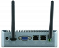 Intel Celeron J1900 Fanless Industrial