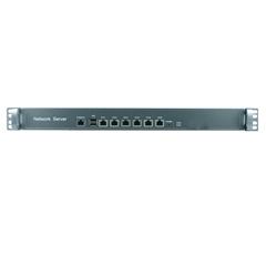 Cheap Intel D2550 1U Industrial Barebone for Network Security