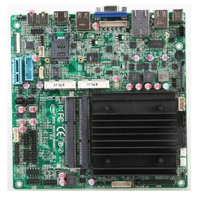 Intel MITX Bay Trail J1900 Industrial Motherboard with Rich IO 1