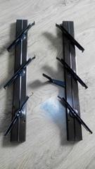 Shutter Window Frame Maolong  with Alumium Louver