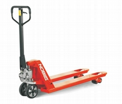 2015 hot sale  Hand pallet trucks with AC PUMP