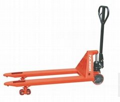 DFE-Economic hand pallet truck with 2000kg