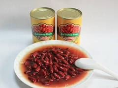 400g canned red kidney b