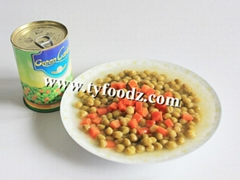 new crop canned mixed vegetable