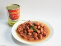 397g 400g canned broad beans with high