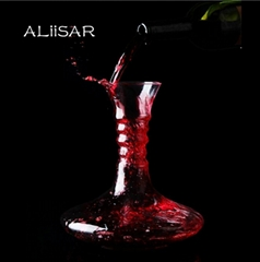 Lead Free Crystal Wine Decanter