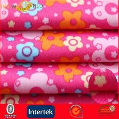 Stretch 82%Nylon and 18%Spandex Tricot Fabric for Swimwear (JNE1110)