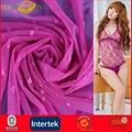 Sexy Soft Jacquard Mesh Fabric for Underwear (JNE31171)