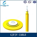 Indoor Aramid Yarn Strength Member Multi Purpose Distribution Cable GJFJV