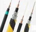 海底光纜,水纜Stranded Cable Loose Tube Submarine Optical Fiber Cab