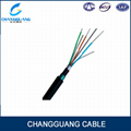 Stranded Loose Tube Cable with Aluminum