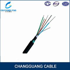 铝带层绞式松套管光缆