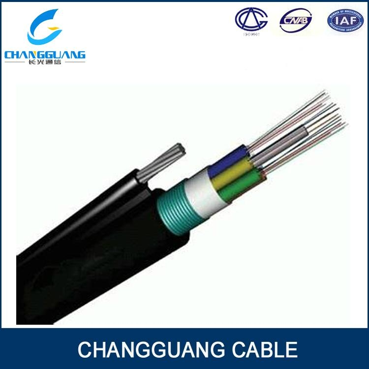 Figure-8 Cable with Steel Tape/Aluminum GYTC8S/GYTC8A