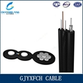 FTTH Self-supporting Bow-type Drop Cable Fiber Optic Cable GJYXFCH
