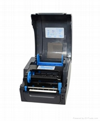 Small footprint GPRINTER GP-1125T Thermal Transfer Barcode Label Printer