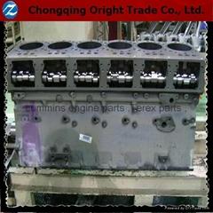 Genuine Cylinder Block 3088303 for chongqing cummins K19/KTA19 diesel engine par