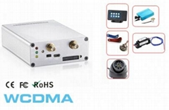 3G WCDMA GPS Car Tracker with SMS Remote Engine Stop, Camera, RFID TS-100W