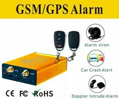 SOS Tracking Device GPS SMS GPRS Tracker Vehicle Tracking System AS-201