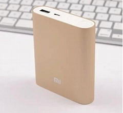 External Battery Pack Xiaomi Power Bank 10400mah Xiaomi Portable Powerbank