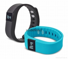 Popular veryfit smart wristband TW64 sport smart bracelet
