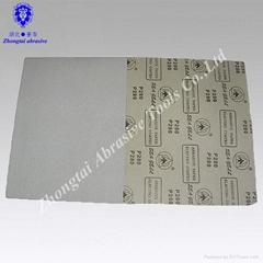 coated sand paper