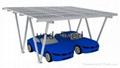 Carport Solar Mount Bracket For Residential 1
