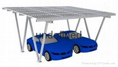 Carport Solar Mount Bracket For