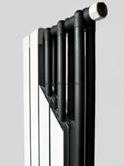 SHENCAI  home heating radiators 300MM double pipes S8 series