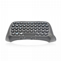 Mini Portable Wireless Bluetooth Keyboard for PS4 Playstation 4 Controller with  4