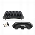 2.4G Mini Wireless Chatpad Message Text Keyboard for Microsoft XboxOne Controlle 5