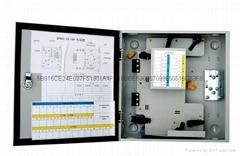 GPX41-XS-16A室內光分器配線箱