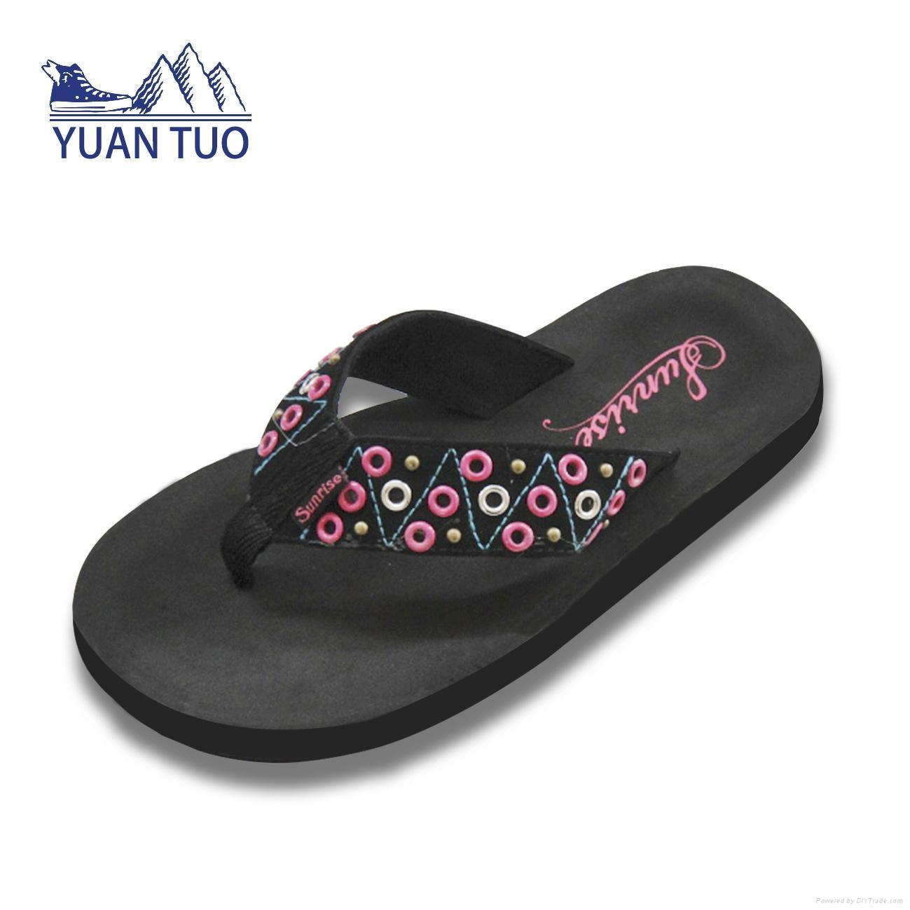 fashion comfortable EVA lady slippers 2