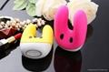 Newest silicone vibrator G-spot sex toys vibrator