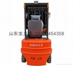 供应LLD-1.5T全新电动叉车