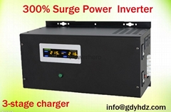 2100W 24VDC surge protection power inverte UPS
