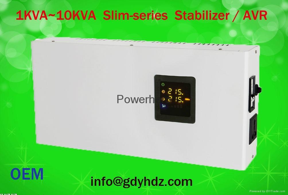 5000VA AC stabilizer Automatic Voltage Regulator 1